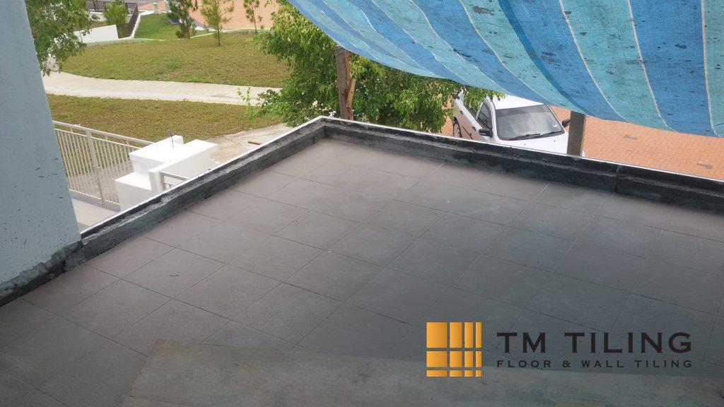 Balcony Tile Repair Tm Tiling Singapore Landed Bukit  ...