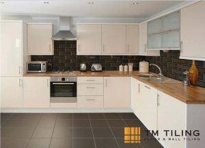 black kitchen tiles tm tiling singapore