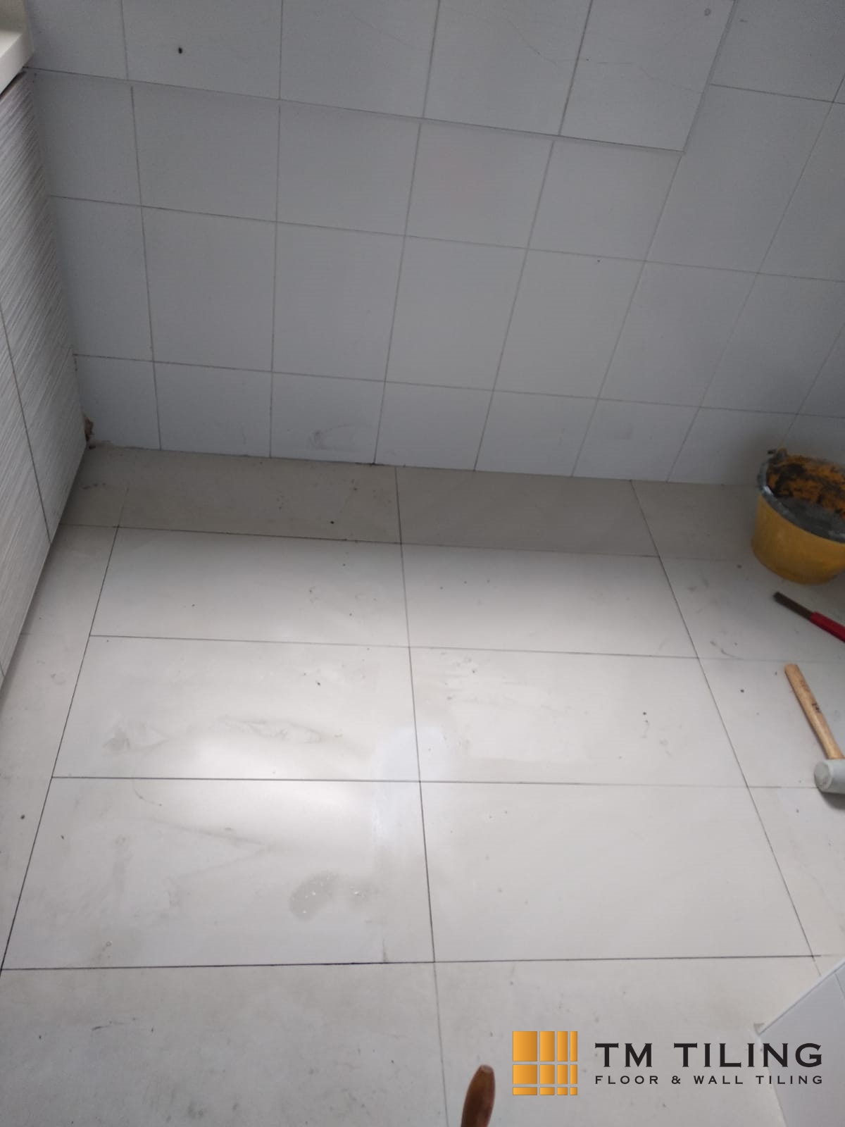 Wall Amp Floor Tile Installation In Singapore Hdb Hougang