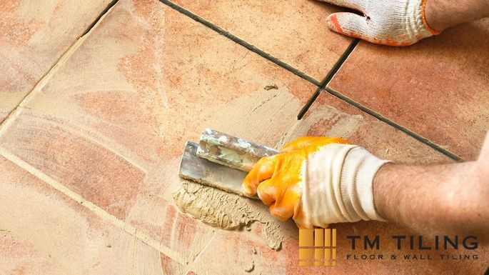 grout repair tm tiling contractor singapore