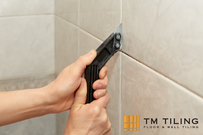 tile grout repair tm tiling contractor singapore
