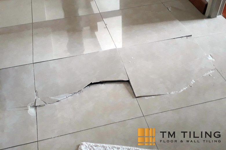 tiles popping up tm tiling singapore