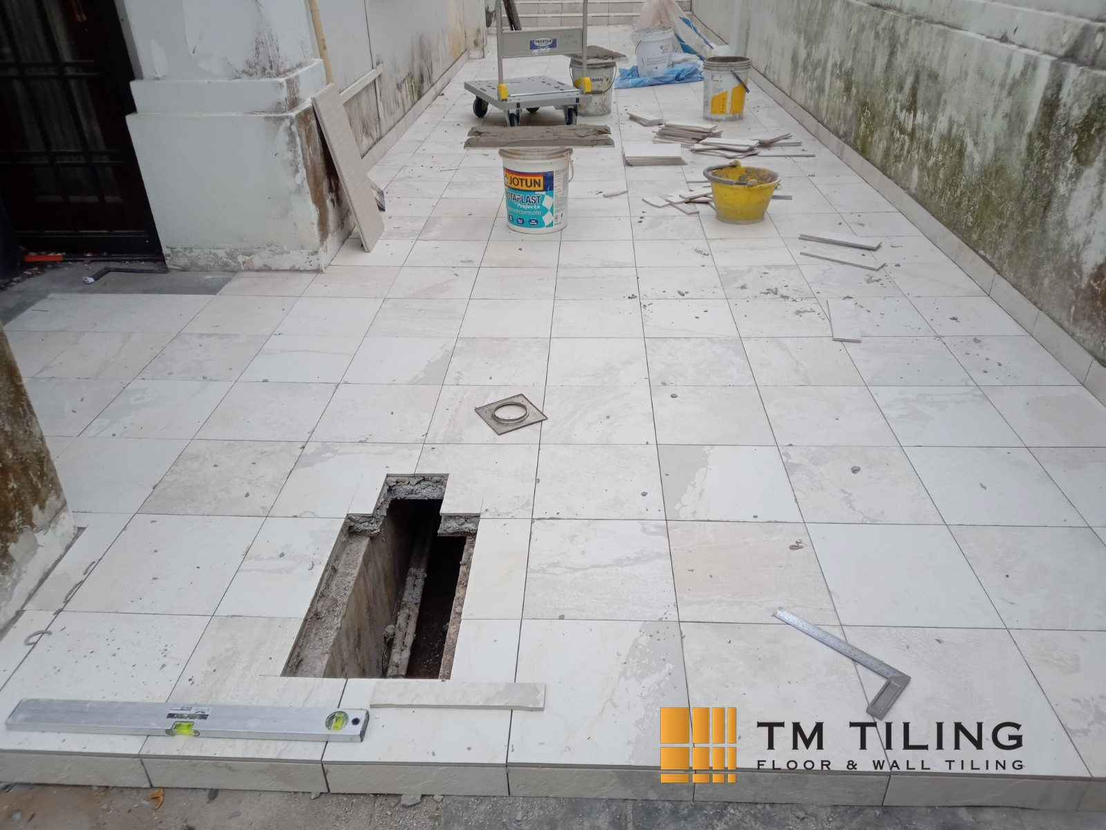 TM Tiling Contractor Singapore - #1 Direct Tiling Contractor