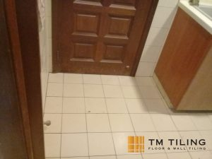 kitchen tile repair tm tiling singapore hdb Telok Blangah