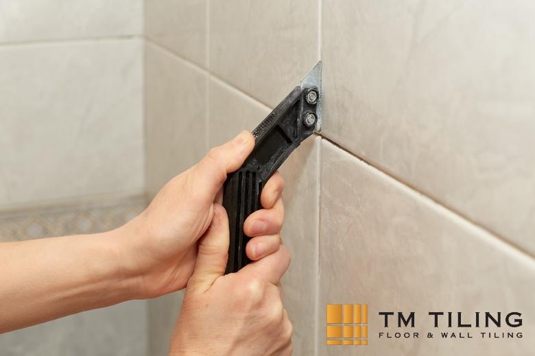 tile grout repair tm tiling contractor singapore