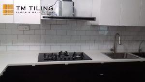 kitchen backsplash-tile-repair-singapore-tm-tiling-condo-queenstown